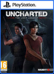 اکانت قانونی Uncharted: The Lost Legacy  / PS4 | PS5