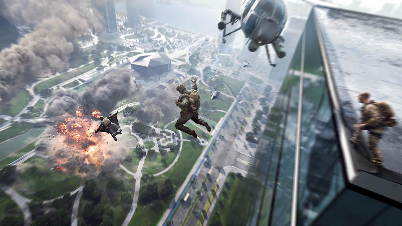 Battlefield 6 3 ps5 - اکانت قانونی Battlefield 2042  / PS4   PS5