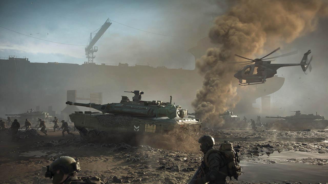 Battlefield 6 4 ps5 - اکانت قانونی Battlefield 2042  / PS4   PS5