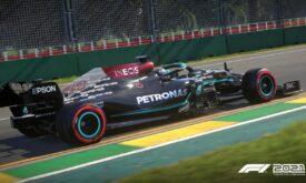 اکانت قانونی F1 2021 / PS4   PS5
