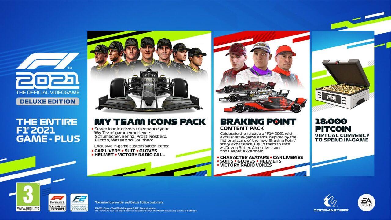 F1 2021 PS5 4 - اکانت قانونی F1 2021 / PS4   PS5