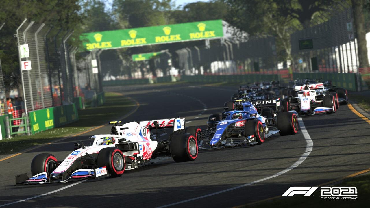 F1 2021 PS5 6 - اکانت قانونی F1 2021 / PS4   PS5
