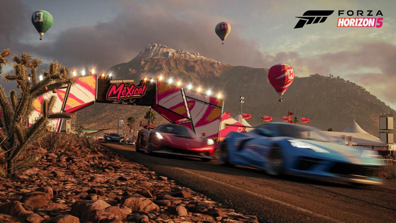 Forza horizon 5 5 pc - سی دی کی اشتراکی (آنلاین24/7 ) Forza Horizon 5 Premium Edition