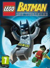 سی دی کی اورجینال LEGO Batman The Videogame