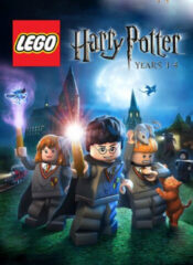 سی دی کی اورجینال LEGO Harry Potter: Years 1-4