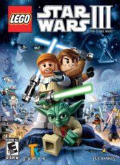 سی دی کی اورجینال LEGO Star Wars III: The Clone Wars