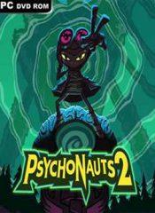 سی دی کی اورجینال Psychonauts 2