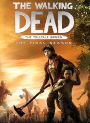 سی دی کی اورجینال The Walking Dead: The Final Season