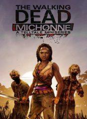 سی دی کی اورجینال The Walking Dead: Michonne – A Telltale Miniseries