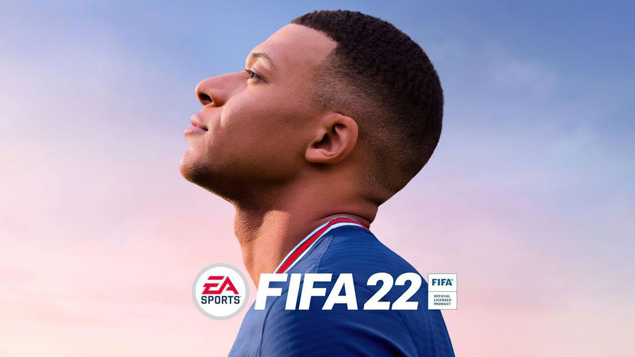 FIFA 22 3 - خرید سی دی کی اورجینال بازی FIFA 22 (فیفا 22)