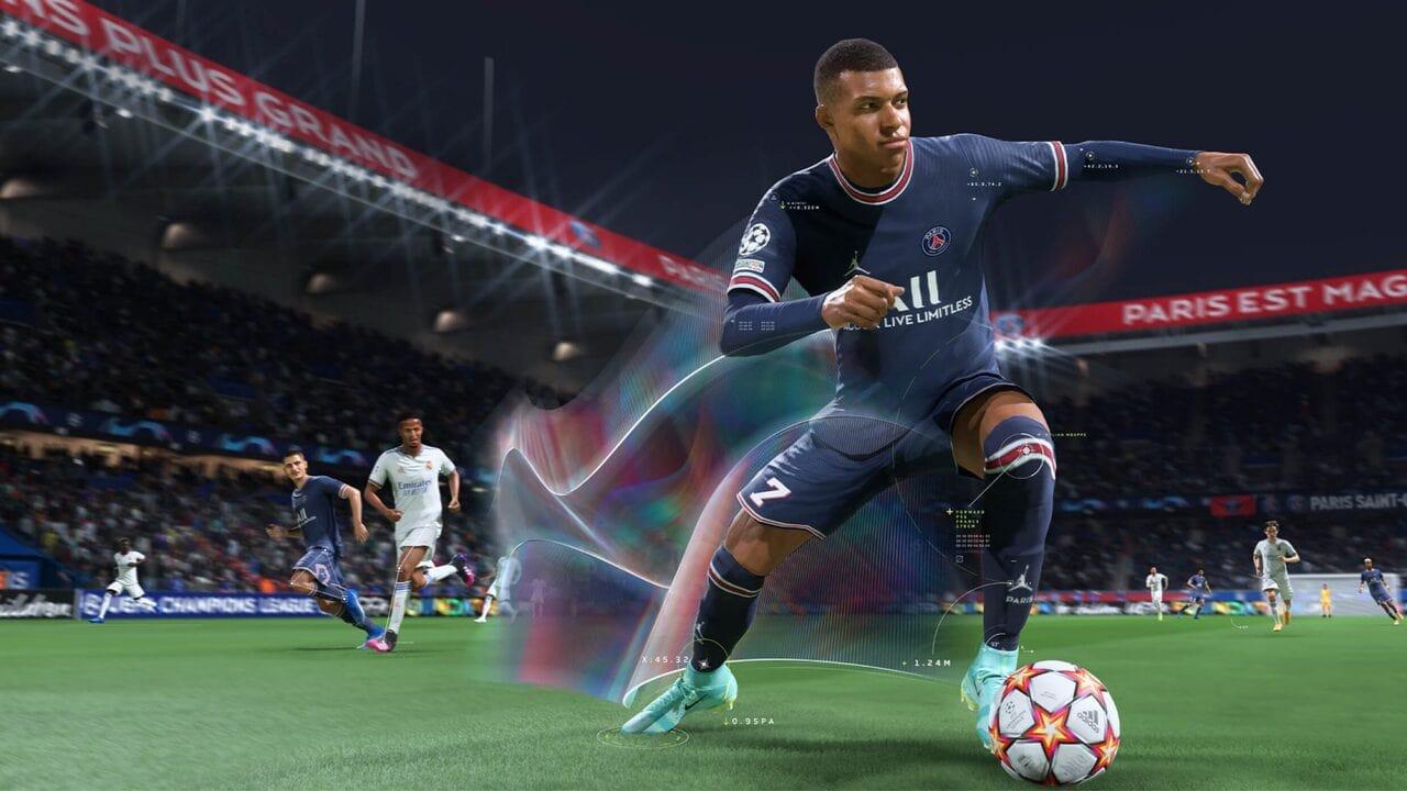 FIFA 22 4 - خرید سی دی کی اورجینال بازی FIFA 22 (فیفا 22)