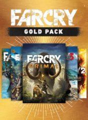 سی دی کی اورجینال Far Cry – Packs