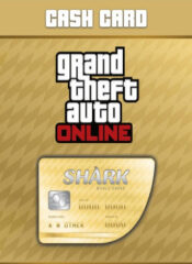 پول درون بازی Grand Theft Auto Online: Shark Cash Cards