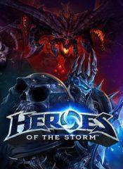 سی دی کی اورجینال Heroes of the Storm: In-Game Content