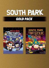 سی دی کی اورجینال South Park – Packs