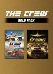 سی دی کی اورجینال The Crew – Packs