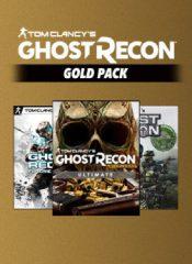 سی دی کی اورجینال Tom Clancy's Ghost Recon – Packs