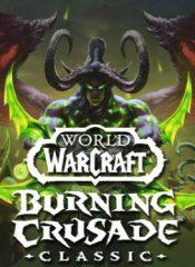 سی دی کی اورجینال World of Warcraft: The Burning Crusade Classic