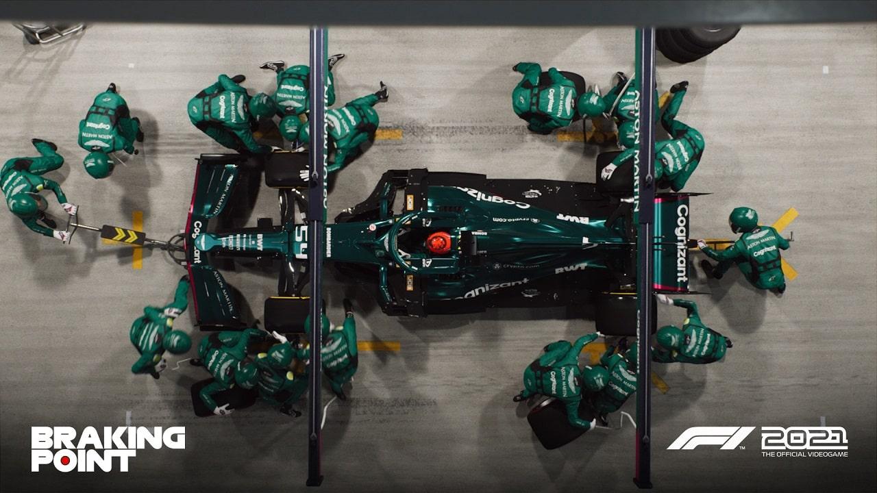 f1 2021 seshteraki 7 - خرید سی دی کی اشتراکی F1 2021