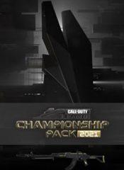 سی دی کی اورجینال Call of Duty League – Champs 2021 Pack